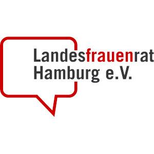 Logo Landesfrauenrat Hamburg e.V.